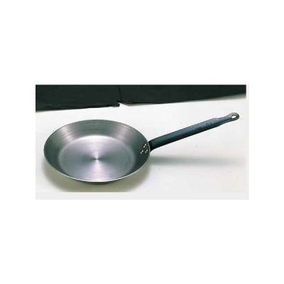 クレープ用品 鉄 クレープパン 18cm 7-0915-1001 8-0939-1001