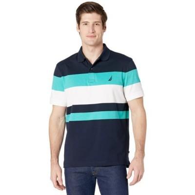 メンズ シャツ トップス Classic Fit Striped Polo