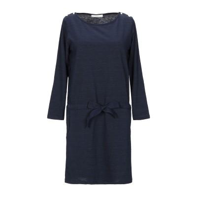 セッスン SESSUN ミニワンピース&ドレス ダークブルー XS コットン 78% / テンセル 22% ミニワンピース&ドレス