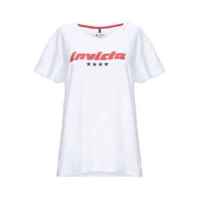 インヴィクタ INVICTA T シャツ ホワイト XL コットン 92% / ポリウレタン 8% T シャツ