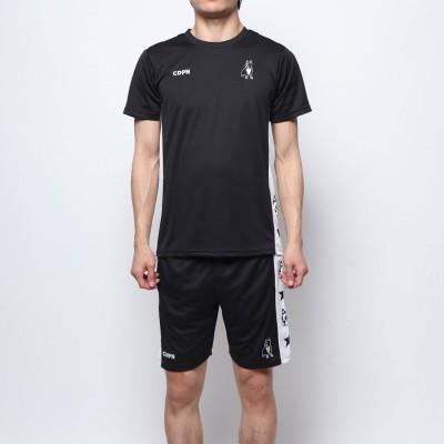 サッカージャンキー soccer junky メンズ サッカー/フットサル 半袖シャツ ギアセット シャツ・パンツセット CP19008