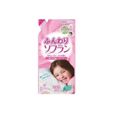 ふんわり ソフラン やさしいフローラルの香り つめかえ用(500mL)/ ライオン