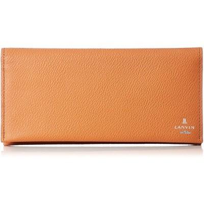 [ランバンオンブルー] パート小物 長財布 541603 オレンジ