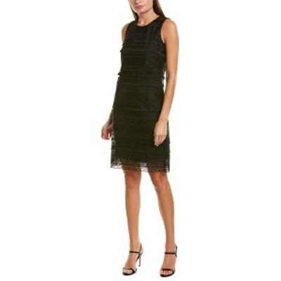 ジェーマクラフリン レディース ワンピース トップス J.McLaughlin Sheath Dress black