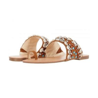 Jessica Simpson ジェシカシンプソン レディース 女性用 シューズ 靴 サンダル Abira - Artisan Brown