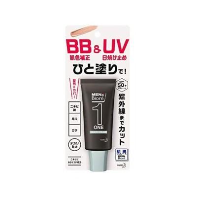メンズビオレONE BB&UVクリーム SPF50+/PA++++ BBクリーム 30g