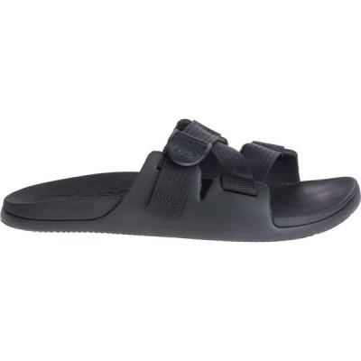 チャコ Chaco メンズ サンダル シャワーサンダル シューズ・靴 Chillos Slide Sandal Black