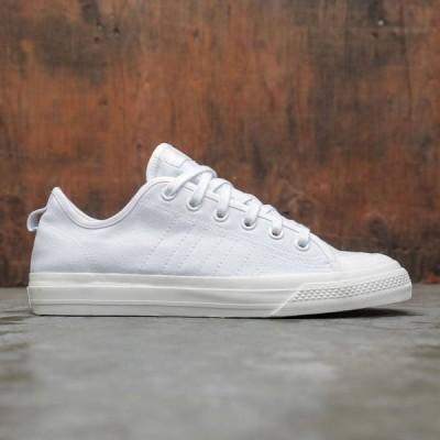 アディダス Adidas メンズ スニーカー シューズ・靴 Nizza RF white/footwear white/off white
