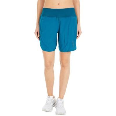 """ブルックス レディース ハーフパンツ・ショーツ ボトムス Chaser 7"""" Shorts"""