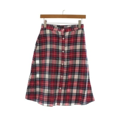 MACPHEE マカフィー ひざ丈スカート レディース