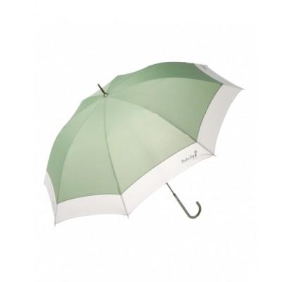 studio CLIP / ロゴ刺繍晴雨兼用長傘 WOMEN ファッション雑貨 > 長傘