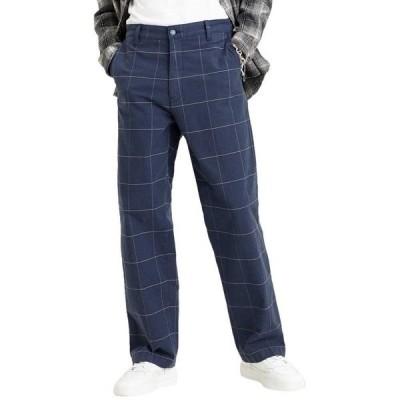 リーバイス カジュアルパンツ メンズ ボトムス Levi's  XX Stay Loose Chino Kunzite Dress Blues