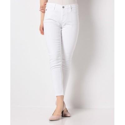 【AG Jeans】 PRIMA CROP WHITE レディース ホワイト 24 AG Jeans