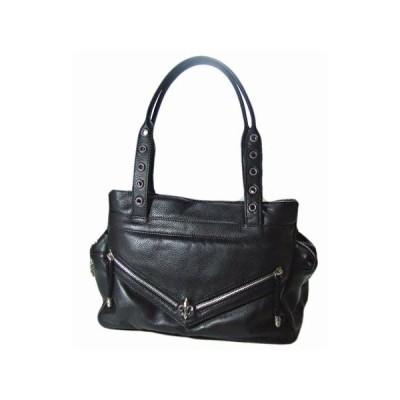 ソファアリ SofferAri キュアラ バッグ - ブラック QUARA BAG - BLACK トートバッグ 革鞄 レザーバッグ
