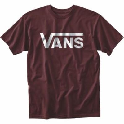 ヴァンズ Vans メンズ Tシャツ トップス Classic Graphic T-Shirt Port Royal/White