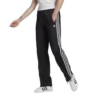 アディダス adidas Originals レディース スウェット・ジャージ ボトムス・パンツ Firebird Track Pants Black