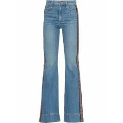 Alice + Olivia レディースデニム Alice + Olivia Cotton Jeans NIGHT MO