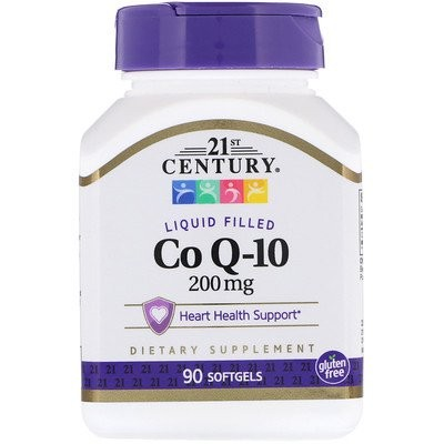 液体CoQ-10、200mg、ソフトジェル90粒