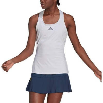 アディダス レディース シャツ トップス adidas Women's AEROREADY Tennis Y-Tank Top