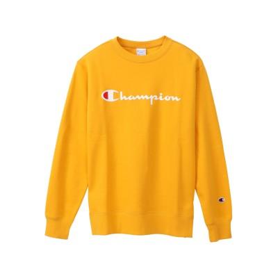 【MEN】クルーネックスウェットシャツ