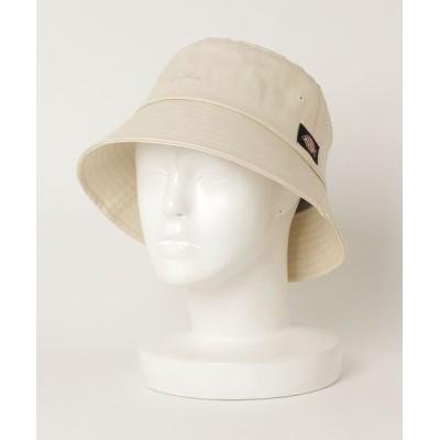 SlashDate / 【Dickies/ディッキーズ】 フェイクレザーバケットハット WOMEN 帽子 > ハット