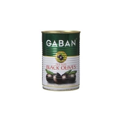 ブラックオリーブ 種抜き 170g /ギャバン(3缶)