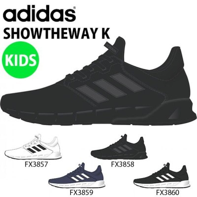 31%OFF スニーカー アディダス レディース adidas SHOWTHEWAY K キッズ ジュニア 子供 シューズ 靴