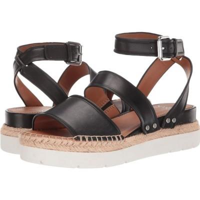 フランコサルト Franco Sarto レディース サンダル・ミュール シューズ・靴 Calvin Black Leather