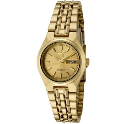 セイコー SEIKO 女性用 腕時計 レディース ウォッチ ゴールド SYMA04