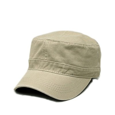 オットー ミリタリースタイル WORK CAP ワークキャップ H0791 (カーキ)