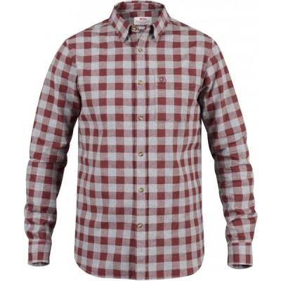 Fjallraven フェールラーベン Ovik Check Shirt LS チェックシャツ