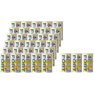 DUNLOP(ダンロップ) 硬式テニス ボール SAFETY TOP FORT [ フォート缶 ] 1缶(2球入)×33缶(66球入)ケース