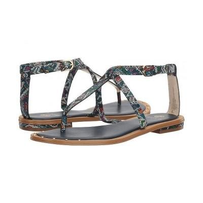 Isola アイソラ レディース 女性用 シューズ 靴 サンダル Mackenzie - Bright Tribal Alaska Kaleb Tribal Print