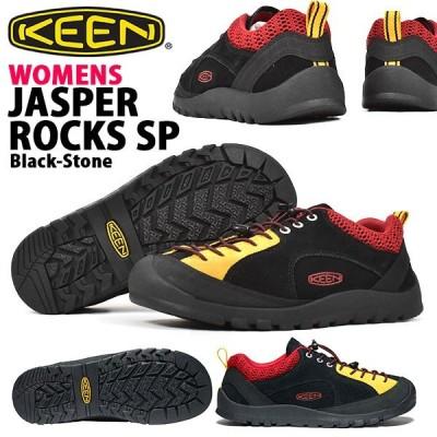 ジャスパー ロックス スニーカー KEEN キーン レディース JASPER ROCKS SP 1023019 Black/Stone ブラック