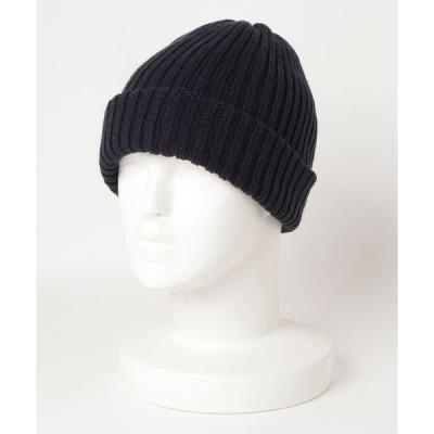 帽子 キャップ WEGO/レギュラーニットキャップ
