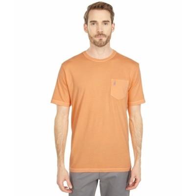 ジョニーオー シャツ トップス メンズ Dale Crew Neck T-Shirt Tang