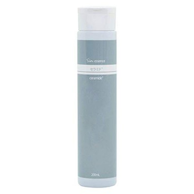 Sin エッセンス たっぷり使える セラミド美容液 200ml 日本製 保湿 うるおい 乾燥対策 ヒアルロン酸 プラセンタエキス配合