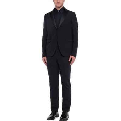 MARCIANO スーツ ダークブルー 52 ポリエステル 65% / レーヨン 30% / ポリウレタン 5% スーツ