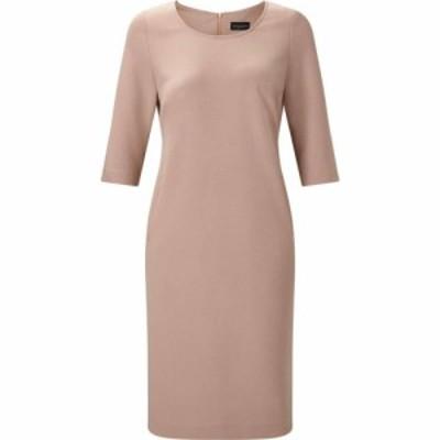 ジュームズ レイクランド James Lakeland レディース ワンピース シフトドレス ワンピース・ドレス Classic Tailored Shift Dress Pink