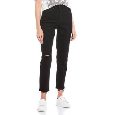 YMIジーンズ レディース デニムパンツ ボトムス Dream High Rise Mom Jeans