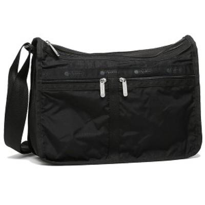 LeSportsac レスポートサック 7507 DELUXE EVERYDAY BAG デラックスエブリディ ショルダーバッグ 5982 BLACK ブラック