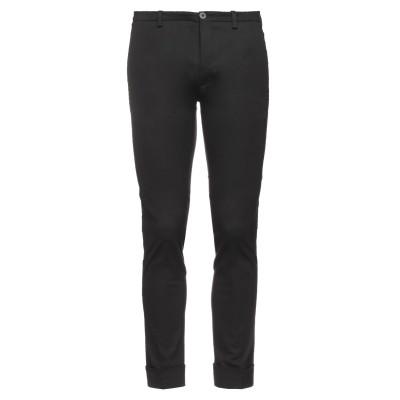 OBVIOUS BASIC パンツ ブラック 30 コットン 97% / ポリウレタン 3% パンツ