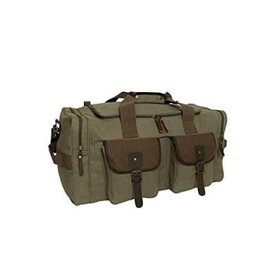 Rothco Long Journey Canvas Travel Bag