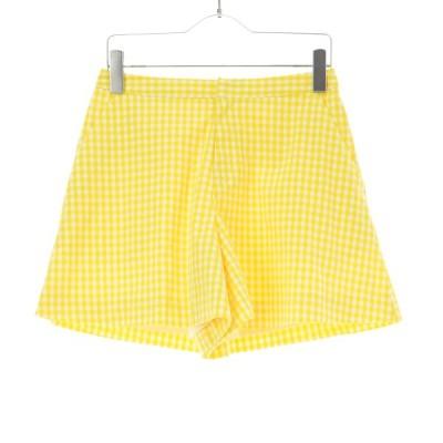 Couture brooch anatelier / クチュールブローチアナトリエ ギンガムチェック ショートパンツ