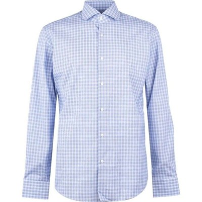 ヒューゴ ボス Boss メンズ シャツ トップス HBT Gordon LS Shirt Sn93 Navy
