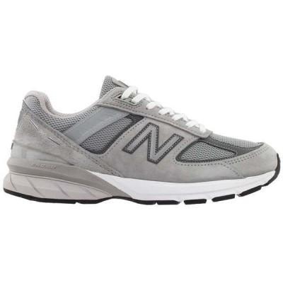 ニューバランス メンズ スニーカー シューズ 990v5 Lace Up Sneakers