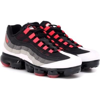 ナイキ Nike レディース スニーカー シューズ・靴 Air VaporMax 95 sneakers white hotred