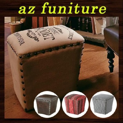 スツール イス 椅子 いす チェアー ボックススツール リビング 洋室 子供部屋 幅40cm 四角 玄関 インテリア ディスプレイ 店舗用 おしゃれ 北欧 送料無料