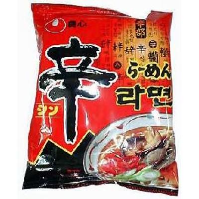 辛ラーメン(本場韓国即席麺)【常温・冷蔵・冷凍可】