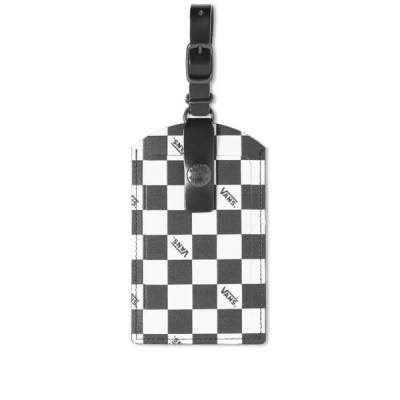 バンズ ボルト Vans Vault メンズ キーホルダー ラゲージタグ x porter-yoshida & co. luggage tag Black/White